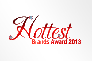 香港: Jessica Code Hottest Brands Award